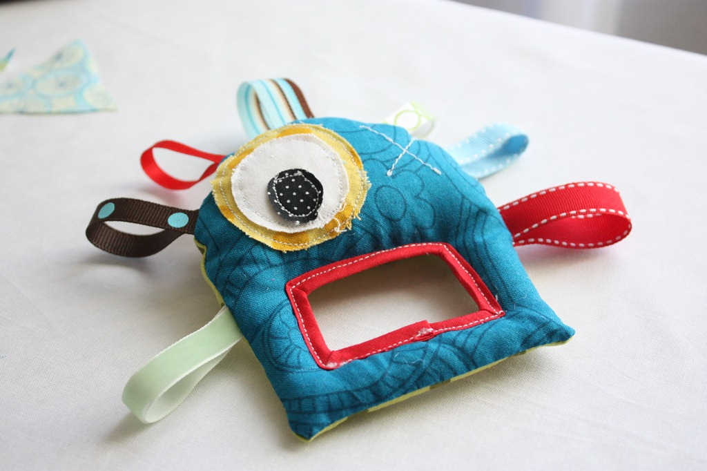 Nelly's Eggs: Homemade baby toys...