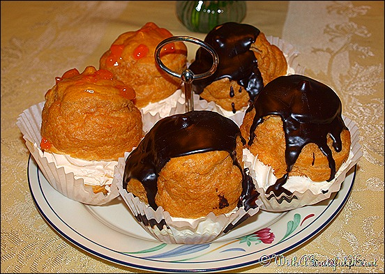 MothersDay - Cream Puffs