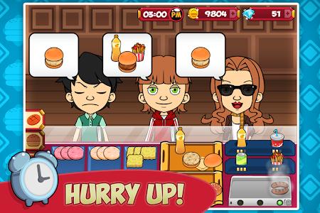 My Burger Shop - Fast Food 1.0.9 screenshot 100301