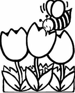 Arboles Y Flores Para Pintar