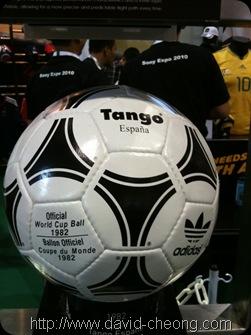 Adidas Tango Espana – World cup Spain 1982