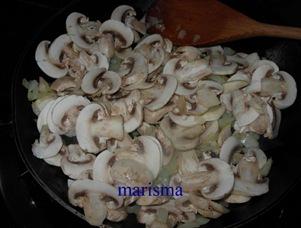 solomillo con salsa de champis, rehogando(2)