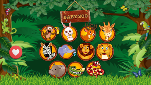 My Little Zoo Story for Kids
