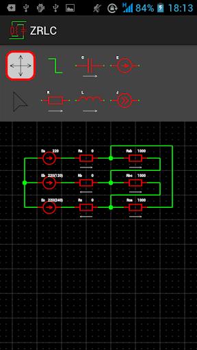 ZRLC Circuit solver