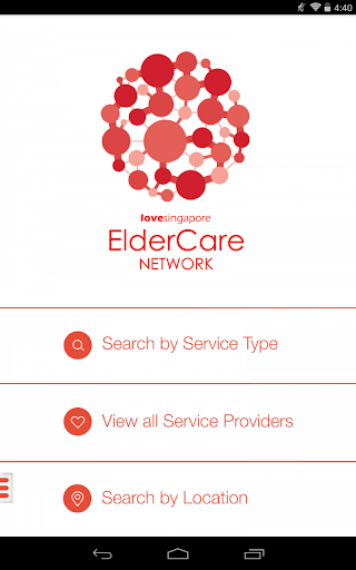 LoveSingapore Eldercare Tablet