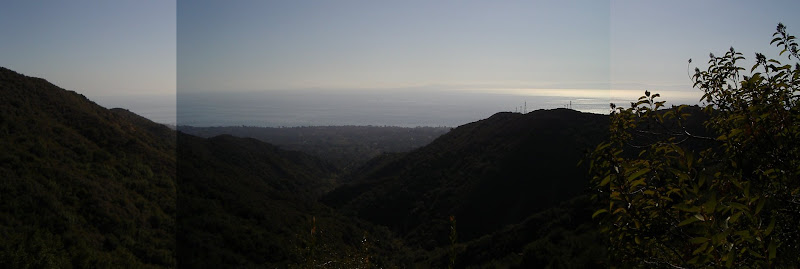 more of the mountain, canyon, city, and ocean to see