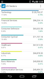 Personal Capital Finance - screenshot thumbnail