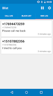 Blist - Block calls and texts- screenshot thumbnail