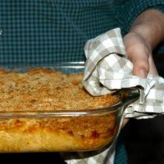 Basic Mac-n-Cheese.