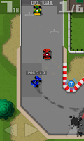 Screenshot of Retro Racing - Premium