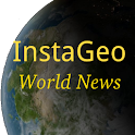 InstaGeo World News logo