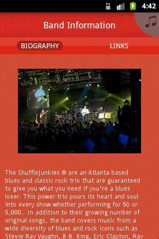 Shufflejunkies® - screenshot