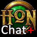 HoNChat Pro logo