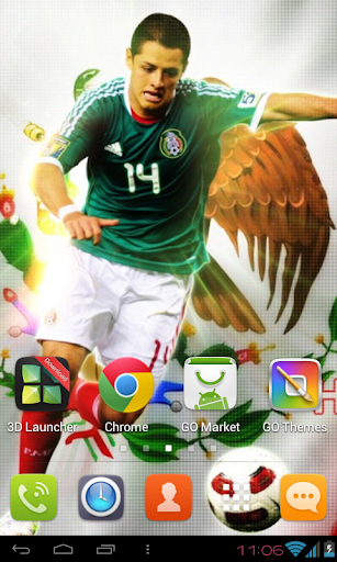 Javier Hernandez FC Wallpaper