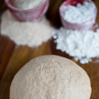 Homemade Pizza Dough Blend