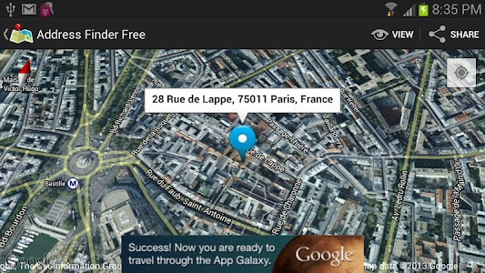 Address Finder (Free) screenshot 5
