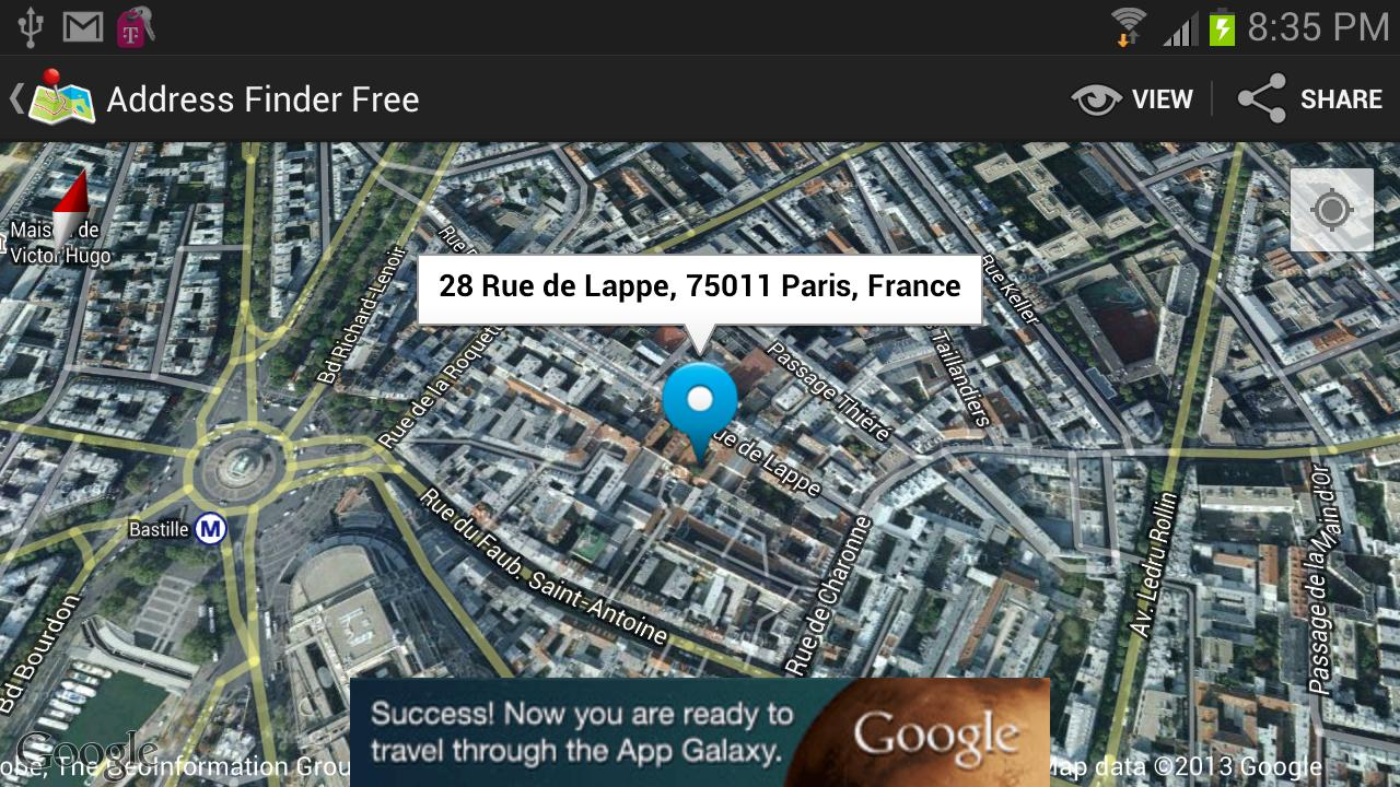 address finder free android apps on google play