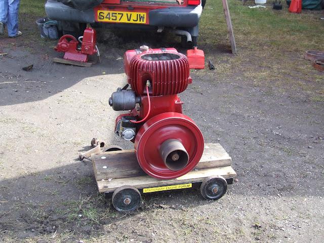 Wolseley stationary engine dating advice