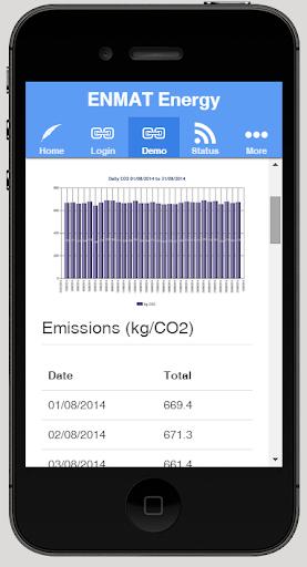 【免費商業App】ENMAT Energy 3-APP點子