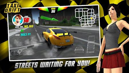Taxi Drift 1.0 screenshot 43648