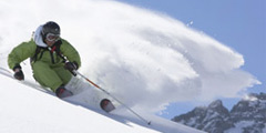 The best mounting skiing resorts under version ADAC