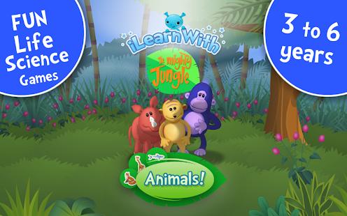 Animals! Kids Preschool Games - screenshot thumbnail