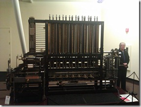 Babbage Difference Engine
