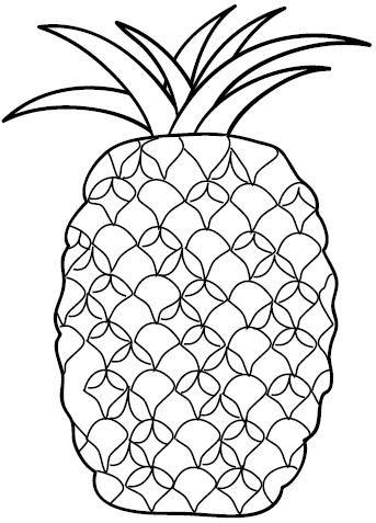 Frutas Y Verduras Para Colorear Alimentos De Frutas Y Verduras
