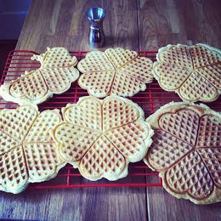 Beer Waffles.