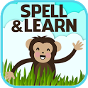Kids Spell & Learn: Animals icon