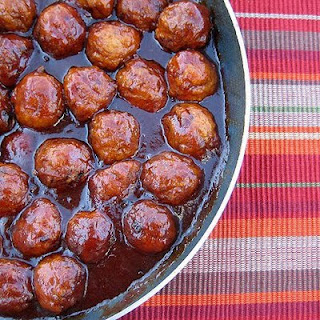 Maple Syrup Meatballs Recipes.
