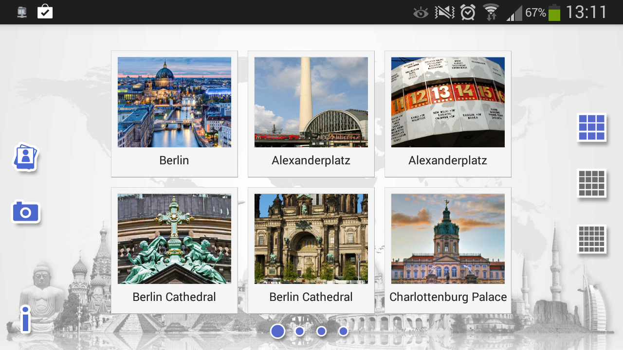 Jigsaw Guide to Berlin- screenshot