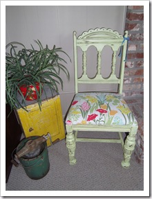 whimsical chair AND CHEST 003
