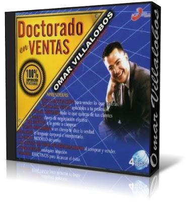 DOCTORADO EN VENTAS, Omar Villalobos [ AudioLibro ] – Aprende el arte de vender, domina las técnicas de convencimiento, descubre cómo negociar.