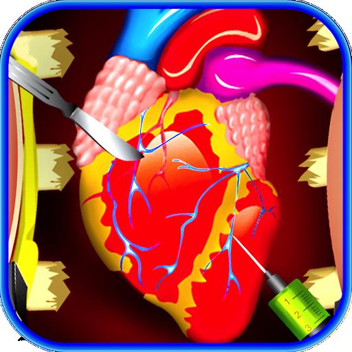 心臟醫生 - 外科醫生遊戲 休閒 App LOGO-APP開箱王