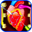 Heart Doctor - Dr Surgery Game icon