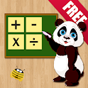 Math Game for Smart Kids icon