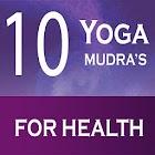 Yoga Mudras Methods & Benefits icon