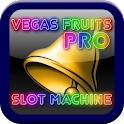 Vegas Fruits Pro Slot Machine icon