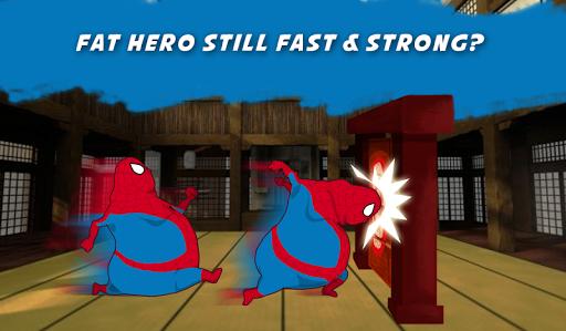 Fat Spider - Smash Dojo