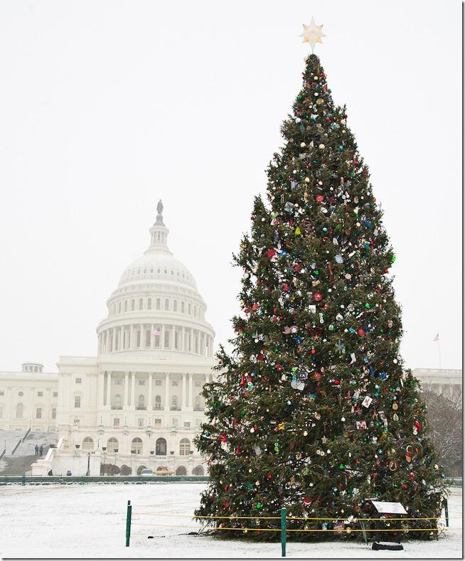 Craig Corl Photography: Christmas In Washington DC–US Capitol