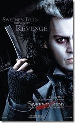 johnny depp sweeney todd