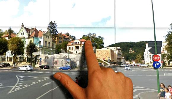 Google Street View Provoacă Autohtonul Norc Cu Imagini Din Peste