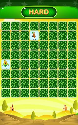 【免費紙牌App】Vegetable Memory Match Game-APP點子