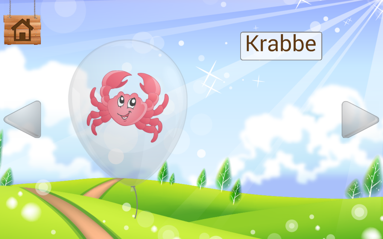 German Learning For Kids- screenshot
