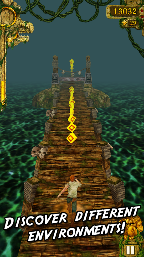 Temple Run- screenshot