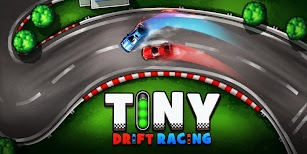 Tiny Drift Racing screenshot for Android