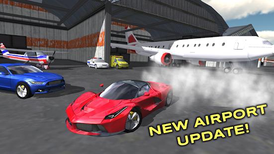 Extreme Car Driving Simulator v4.02 MOD Apk [Unlimited Money]