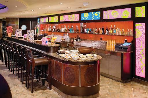 Norwegian-Gem-dining-Tapas-Bar - Head to the Norwegian Gem's Tequila Tapas Bar when you're craving Latin American cuisine.