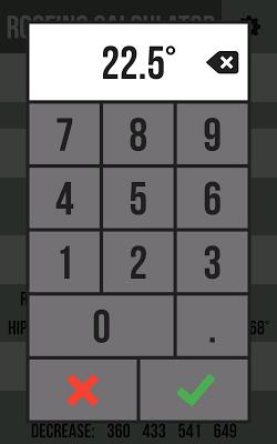 Roofing Calculator - screenshot